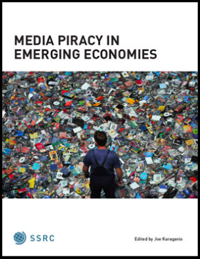 Piracy Report Cover